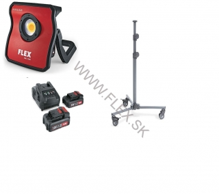FLEX DWL 2500 10.8/18.0 + WLS-70-190 + Power-Set